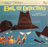 Emil and the Detectives - Cover